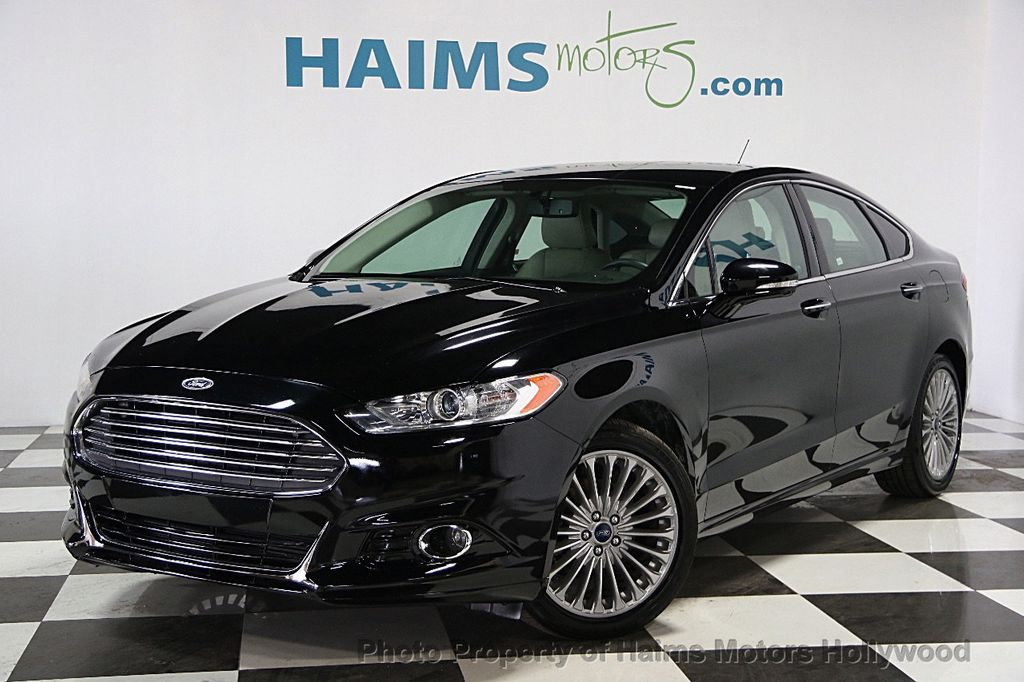 2020 Used Ford Fusion 4dr Sedan Titanium FWD at Haims ...