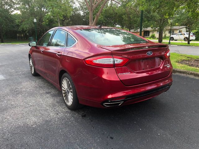 2016 Ford Fusion 4dr Sedan Titanium FWD - Click to see full-size photo viewer