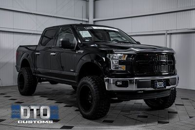 2016 Ford F150 Lifted >> Used Ford F 150 At Dto Customs Serving Gainesville Va