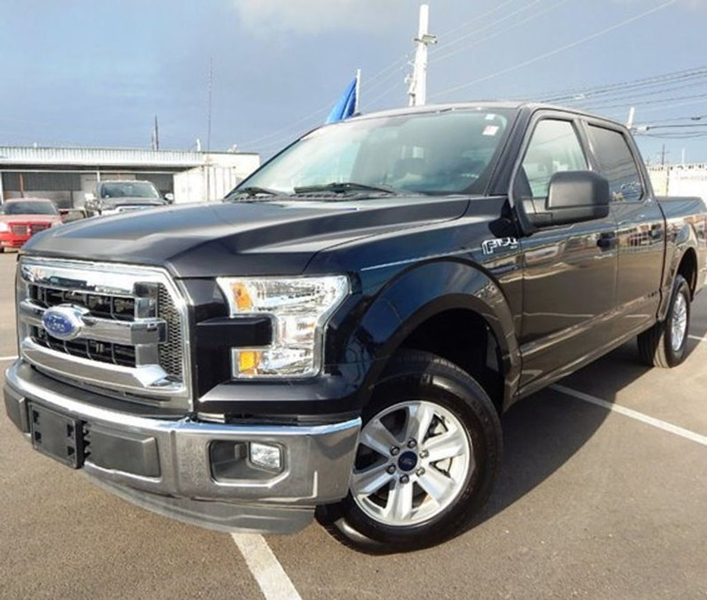 2016 Ford F-150  - 17217898 - 0
