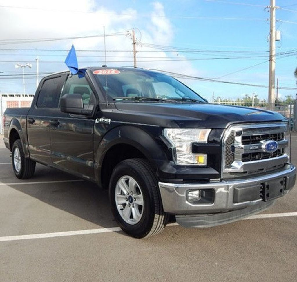 2016 Ford F-150  - 17217898 - 2