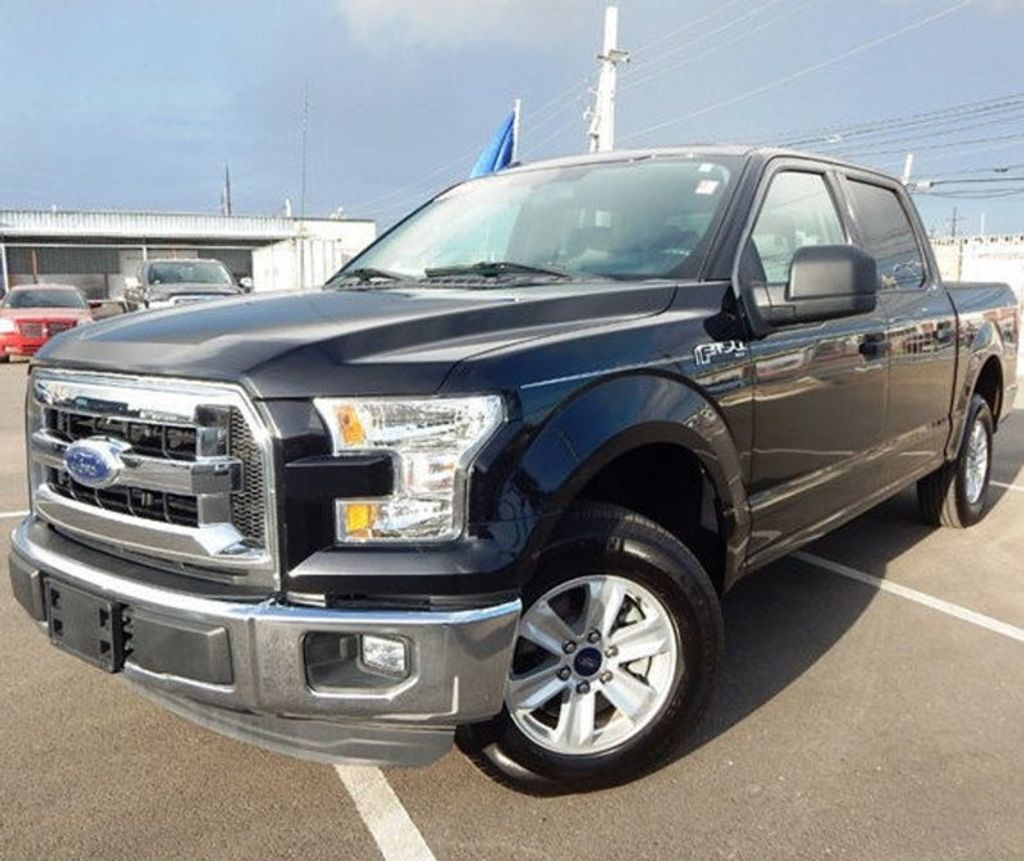 2016 Ford F-150  - 17217898 - 6