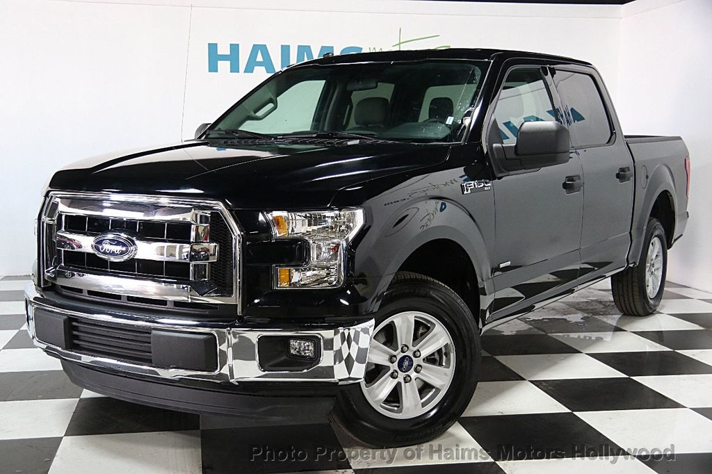"2016 Ford F-150 2WD SuperCab 145"" XLT - 15853701 - 0"