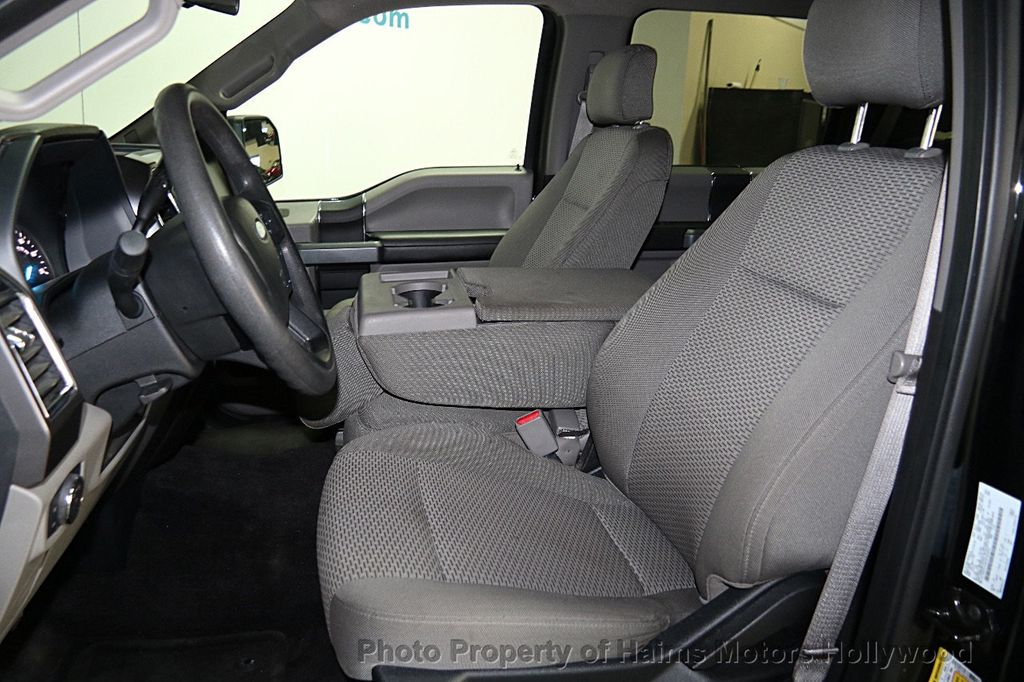 "2016 Ford F-150 2WD SuperCab 145"" XLT - 15853701 - 17"