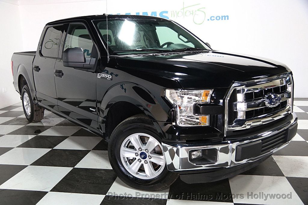 2016 used ford f 150 2wd supercab 145 xlt at haims motors serving fort lauderdale hollywood. Black Bedroom Furniture Sets. Home Design Ideas