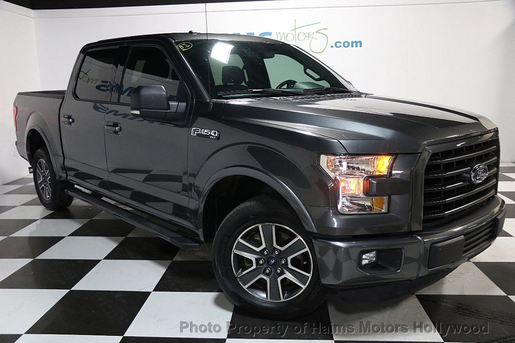 "2016 Ford F-150 2WD SuperCab 163"" XLT - 16514859 - 2"