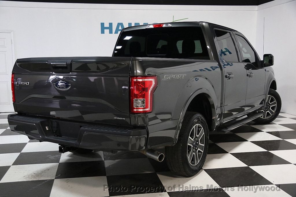 2016 used ford f 150 2wd supercab 163 xlt at haims motors ft lauderdale serving lauderdale. Black Bedroom Furniture Sets. Home Design Ideas