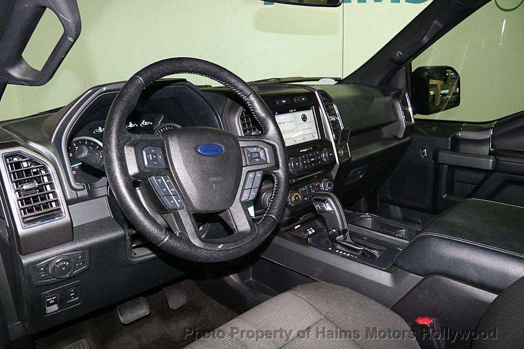2016 Used Ford F 150 2wd Supercrew 145 Xlt At Haims Motors Serving Fort Lauderdale Hollywood Miami Fl Iid 15802461