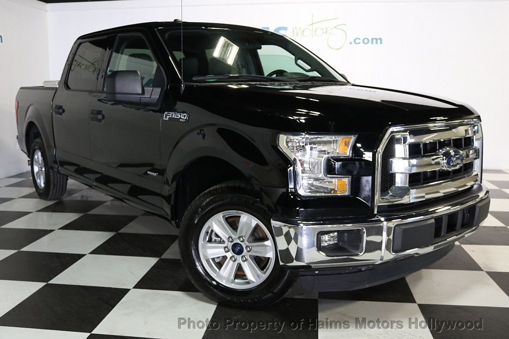 "2016 Ford F-150 2WD SuperCrew 145"" XLT - 17642829 - 3"