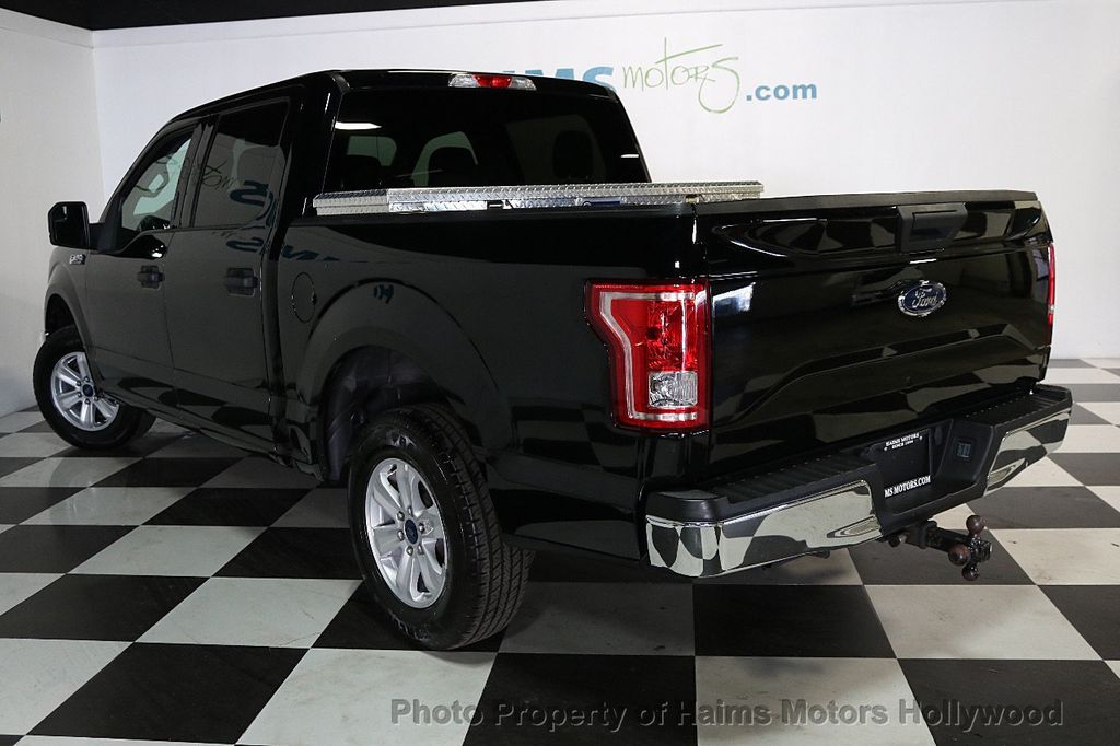 "2016 Ford F-150 2WD SuperCrew 145"" XLT - 17642829 - 4"