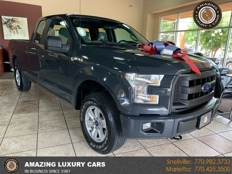 "2016 Ford F-150 4WD SuperCab 145"" XL - 18974955 - 0"