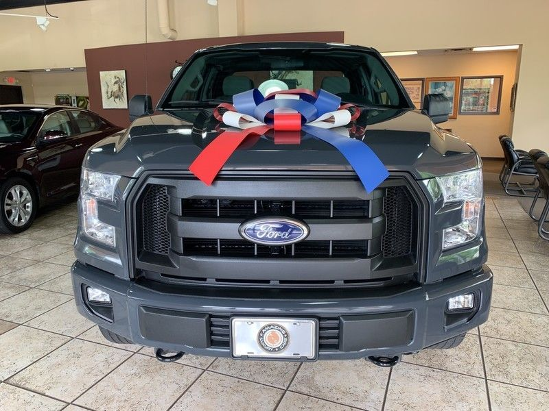 "2016 Ford F-150 4WD SuperCab 145"" XL - 18974955 - 2"