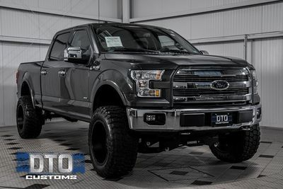 Used Ford F-150 at DTO Customs Serving Gainesville, VA