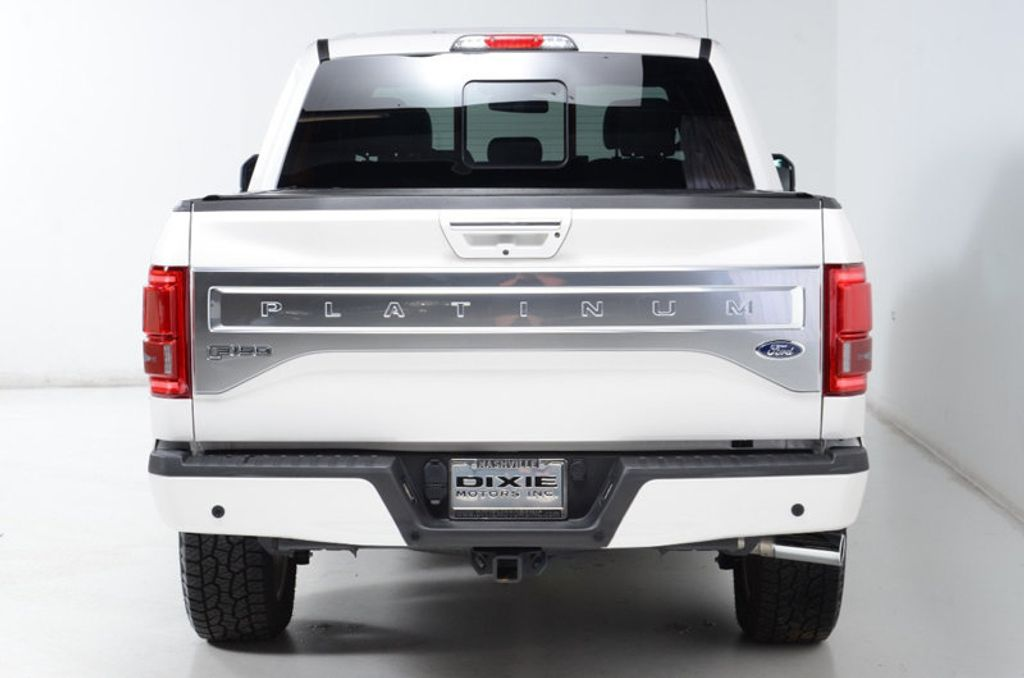 "2016 Ford F-150 4WD SuperCrew 145"" Platinum - 16824237 - 10"