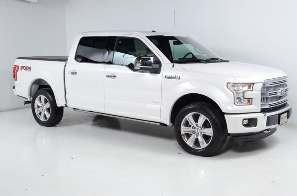 "2016 Ford F-150 4WD SuperCrew 145"" Platinum - 16824237 - 6"