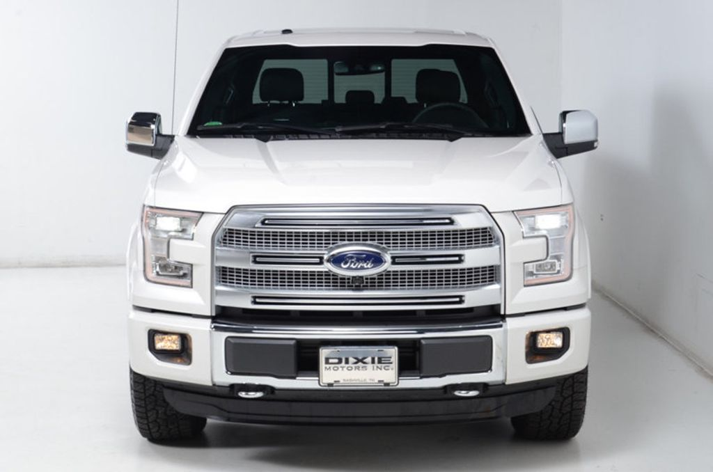 "2016 Ford F-150 4WD SuperCrew 145"" Platinum - 16824237 - 7"