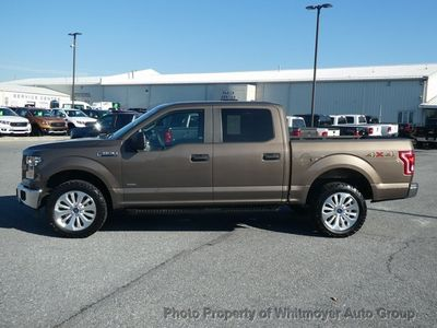 "2016 Ford F-150 4WD SuperCrew 145"" XL - Click to see full-size photo viewer"