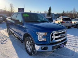 2016 Ford F-150 - 1FTEW1EF2GFB55972