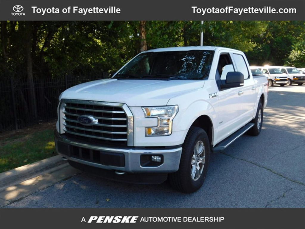 "2016 Ford F-150 4WD SuperCrew 145"" XLT - 16680854 - 0"