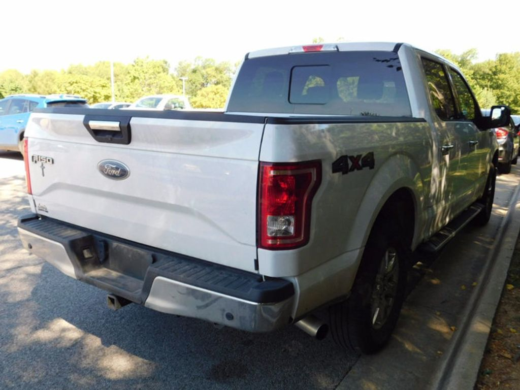 "2016 Ford F-150 4WD SuperCrew 145"" XLT - 16680854 - 2"