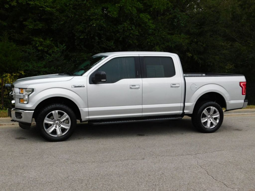 "2016 Ford F-150 4WD SuperCrew 145"" XLT - 18103717 - 1"