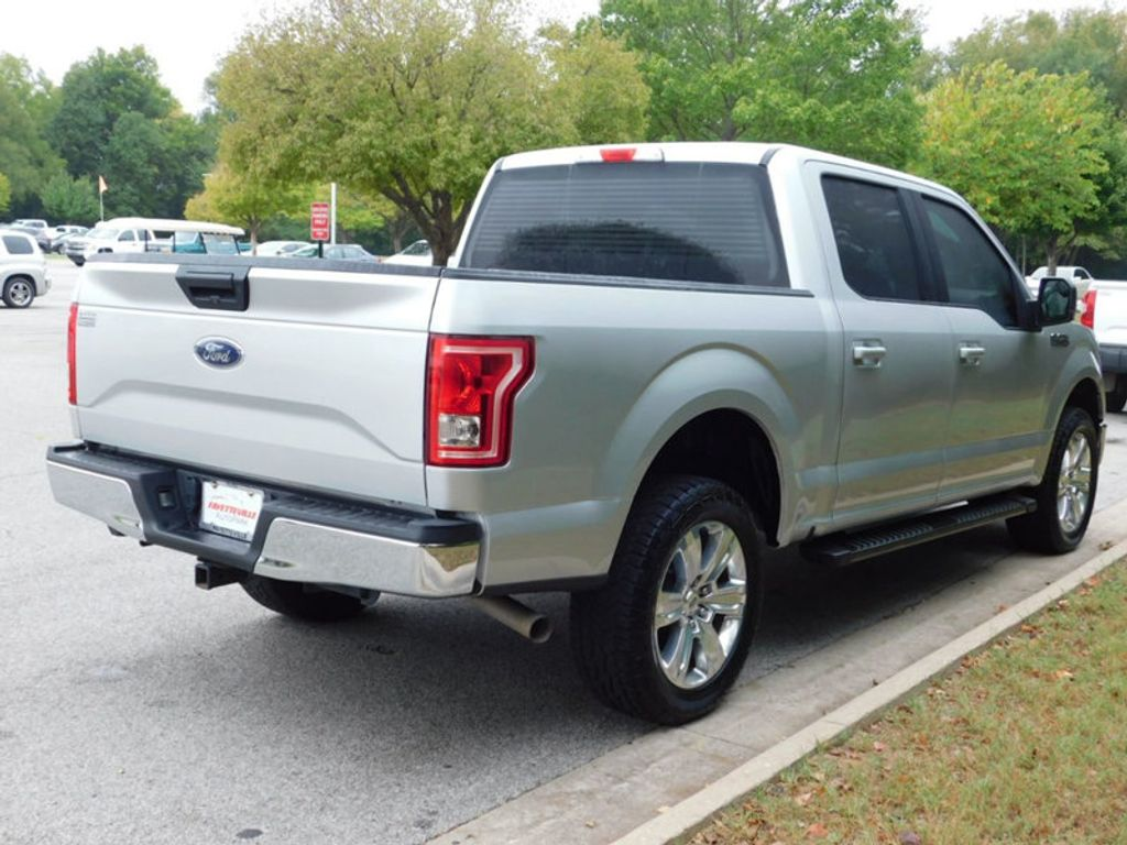 "2016 Ford F-150 4WD SuperCrew 145"" XLT - 18103717 - 2"