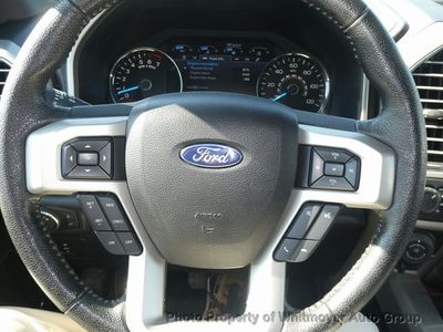 2016 Ford F-150 Lariat - Click to see full-size photo viewer