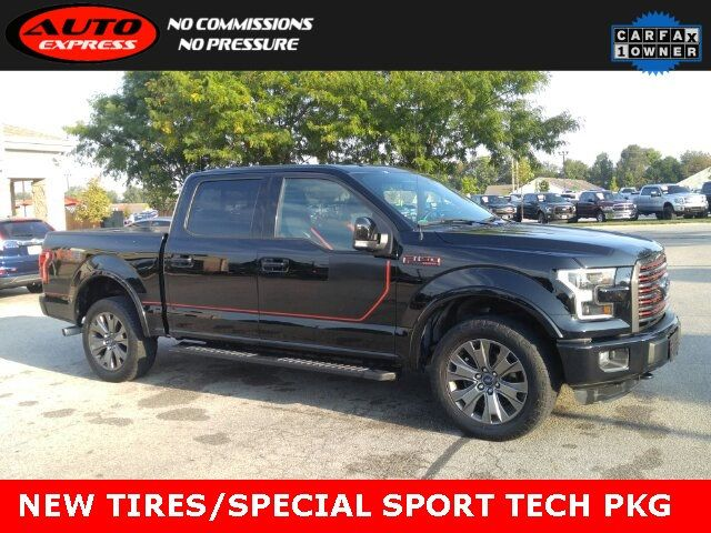 2016 Used Ford F 150 Lariat Special Edition Sport