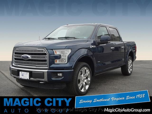 Ford F 150 Limited For Sale >> 2016 Ford F 150 Limited Not Specified For Sale Roanoke Va 40 459 Motorcar Com