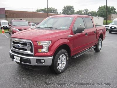 2016 Ford F-150 XLT - Click to see full-size photo viewer