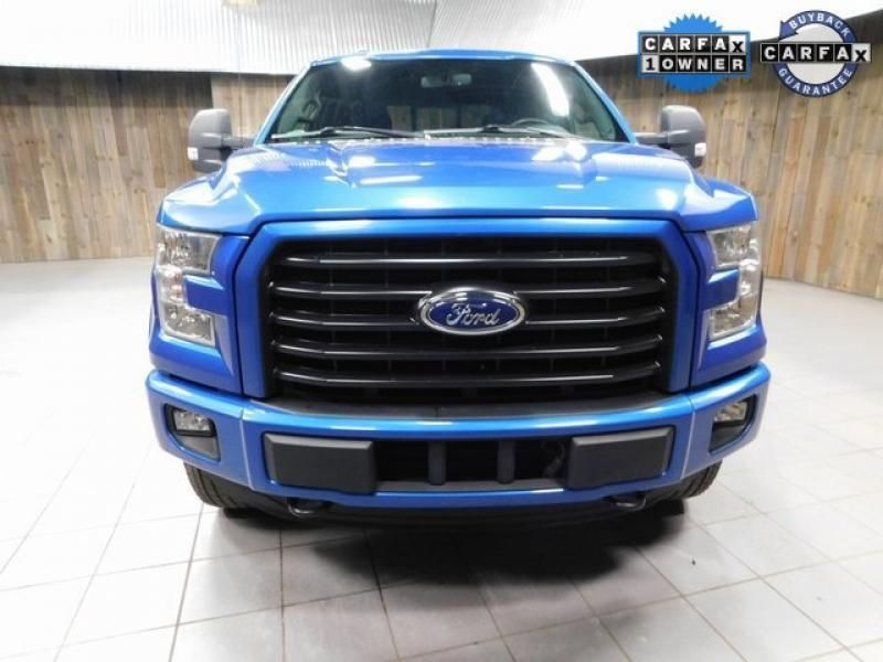 2016 Ford F-150 XLT SPORT PKG - 4X4 - HEATED SEATS - BACKUP CAM - 17427124 - 1