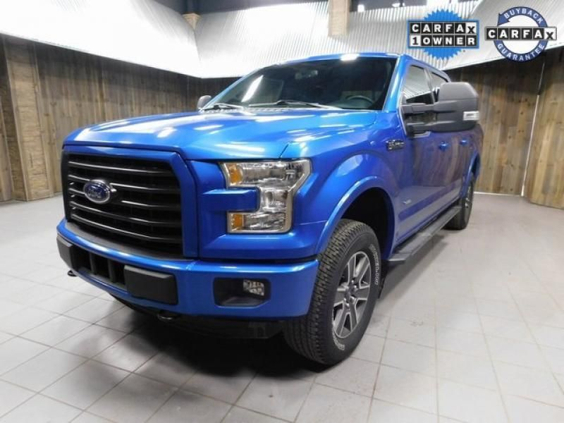 2016 Ford F-150 XLT SPORT PKG - 4X4 - HEATED SEATS - BACKUP CAM - 17427124 - 2