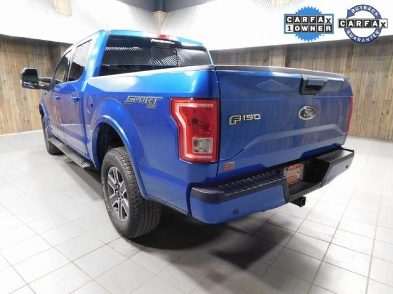 2016 Ford F-150 XLT SPORT PKG - 4X4 - HEATED SEATS - BACKUP CAM - 17427124 - 4