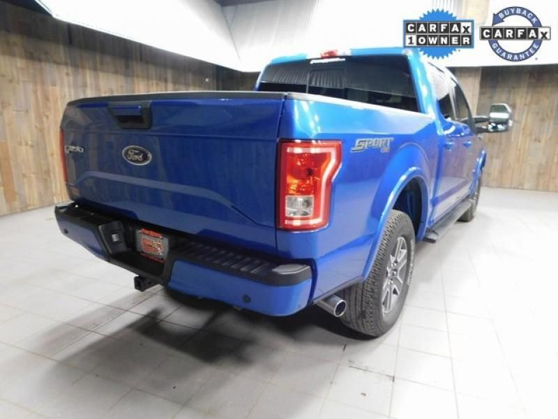2016 Ford F-150 XLT SPORT PKG - 4X4 - HEATED SEATS - BACKUP CAM - 17427124 - 6