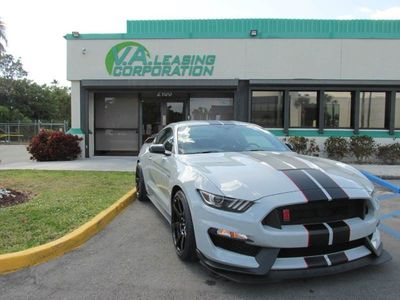 2016 Ford Mustang 2016 FORD MUSTANG SHELBY GT350R COUPE
