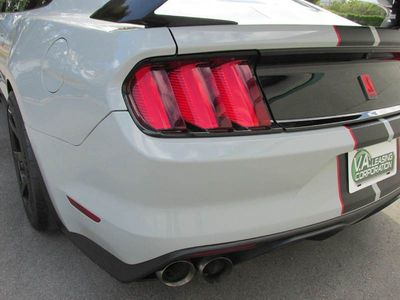 2016 Ford Mustang 2016 FORD MUSTANG SHELBY GT350R COUPE - Click to see full-size photo viewer