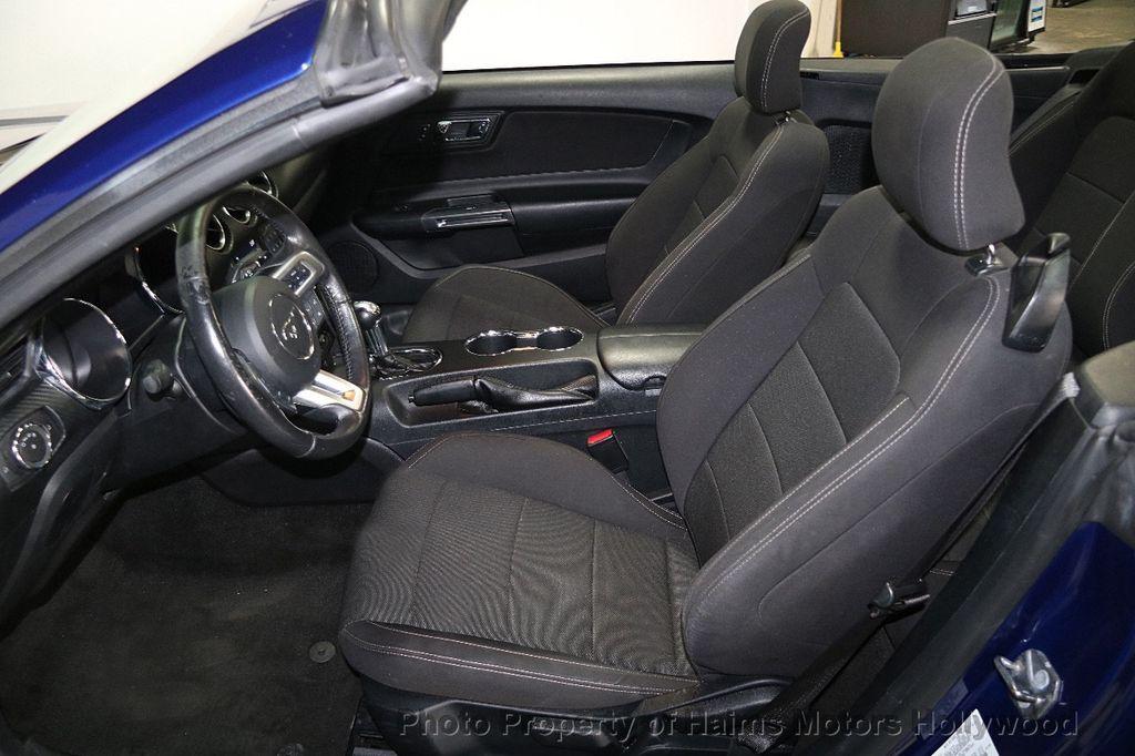 2016 Used Ford Mustang 2dr Convertible V6 at Haims Motors Serving