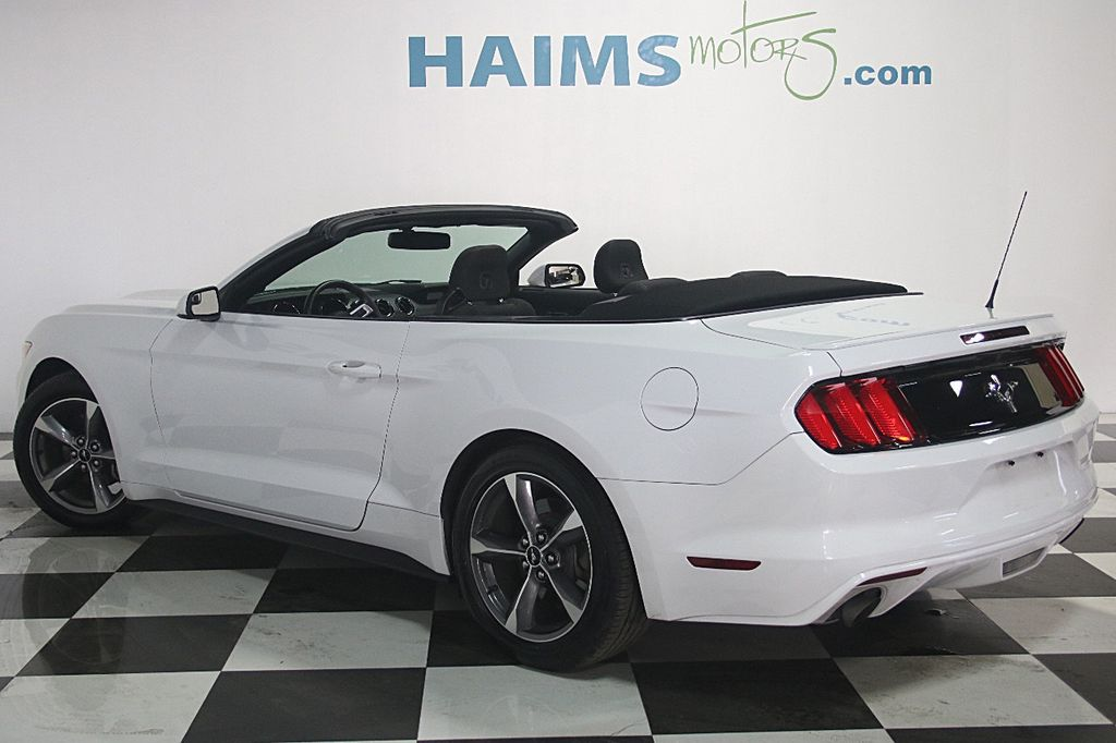 2016 Ford Mustang 2dr Convertible V6 - 16097915 - 6