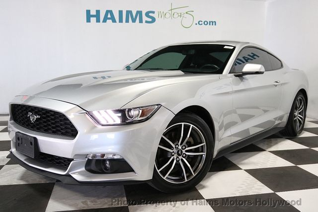 2016 Ford Mustang 2dr Fastback Ecoboost 18976875 1