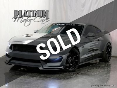 2016 Ford Mustang 2dr Fastback GT Coupe