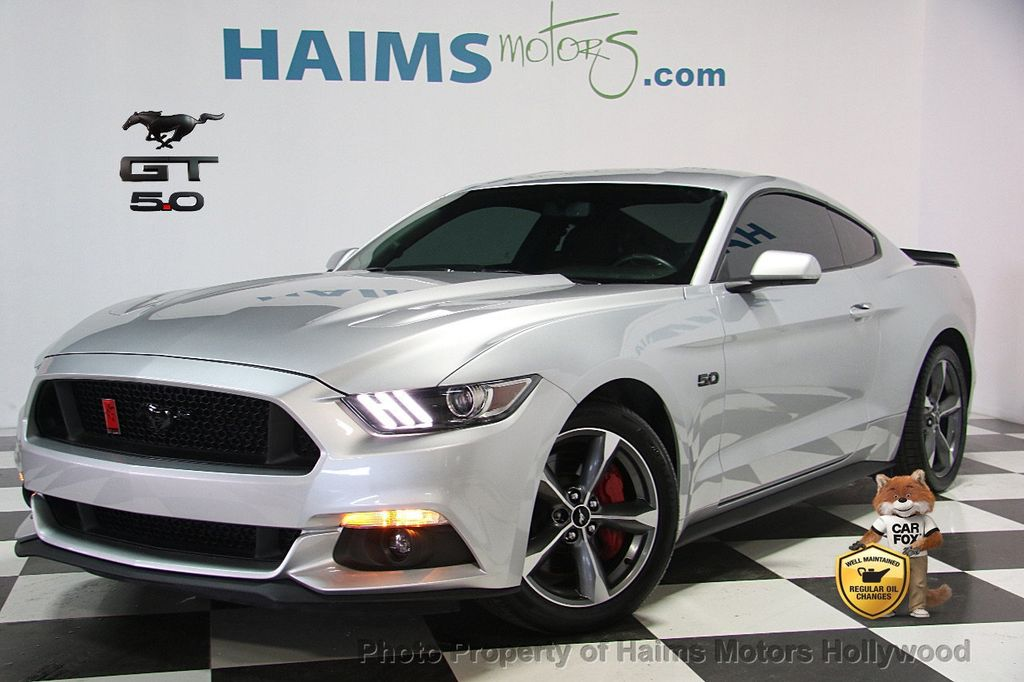2016 Ford Mustang 2dr Fastback GT - 16963649 - 0