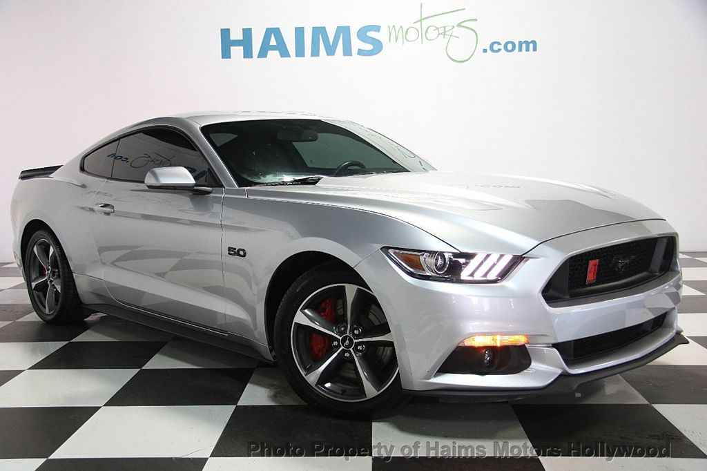 2016 Ford Mustang 2dr Fastback GT - 16963649 - 3
