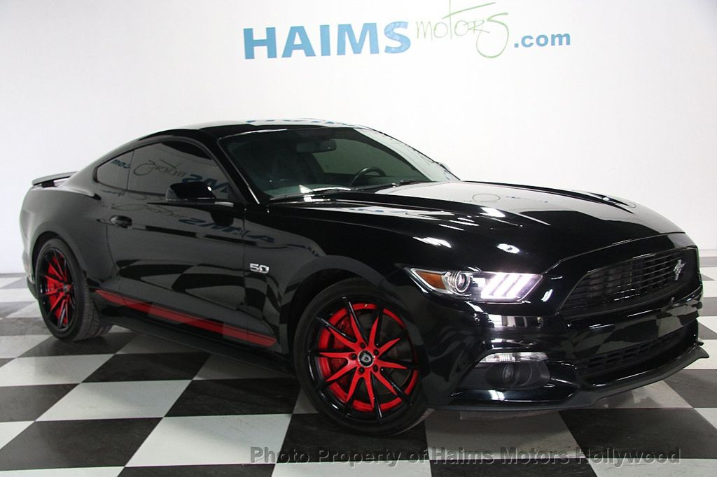 2016 Ford Mustang 2dr Fastback GT - 16972090 - 3