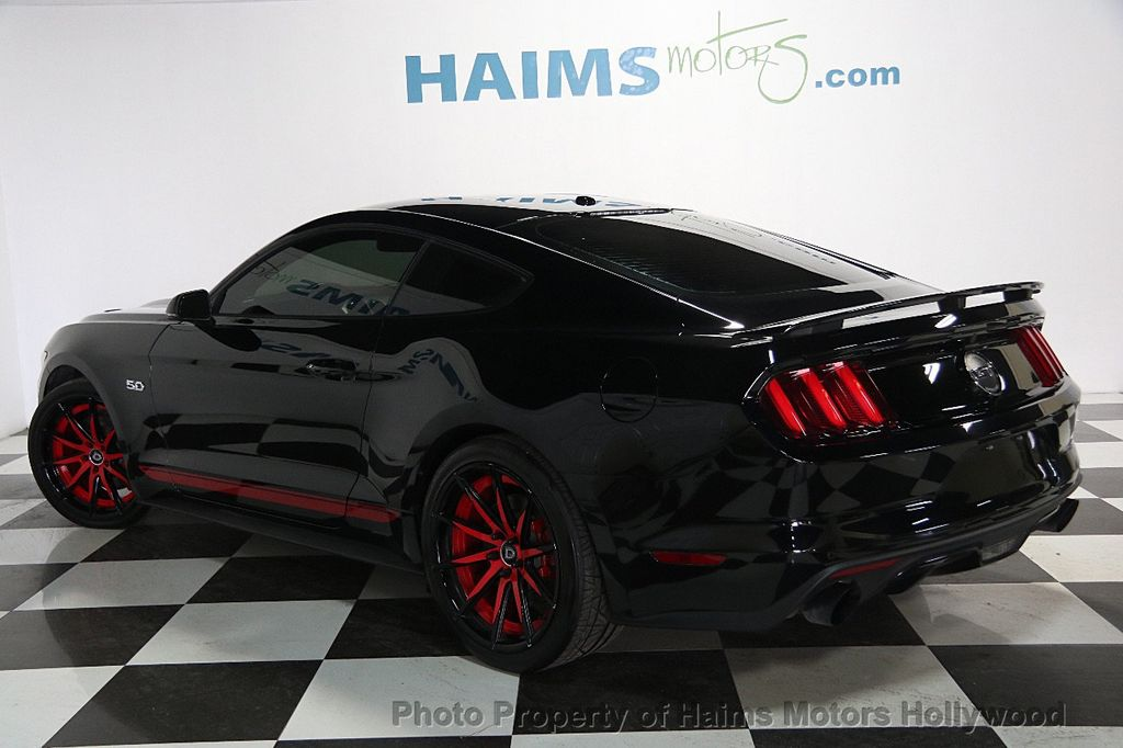 2016 Ford Mustang 2dr Fastback GT - 16972090 - 4
