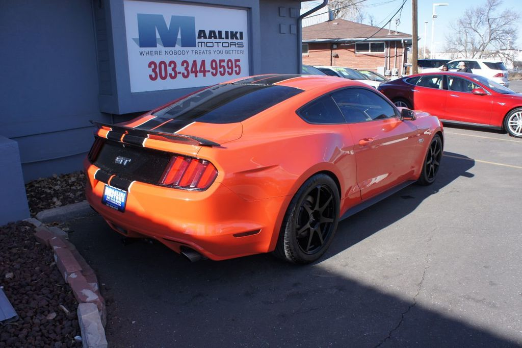 2016 Ford Mustang 2dr Fastback GT - 18482230 - 25