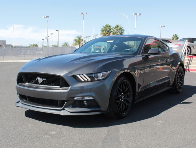 2016 Ford Mustang 2dr Fastback GT - Click to see full-size photo viewer