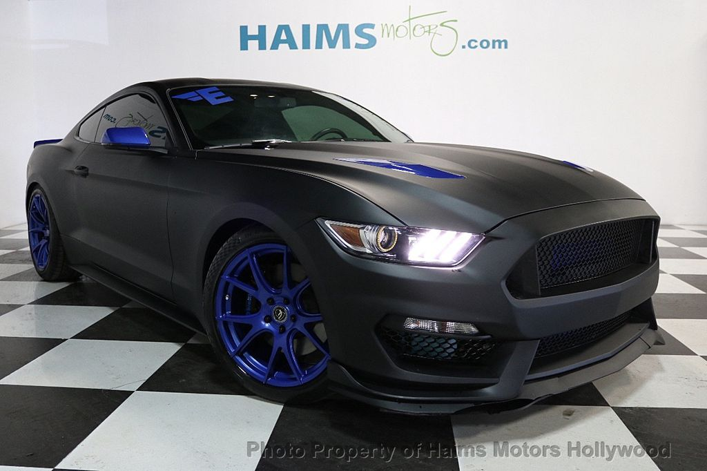 2016 Used Ford Mustang 2dr Fastback GT Premium at Haims Motors