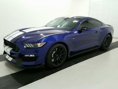 2016 Ford Mustang 2dr Fastback Shelby GT350 Coupe