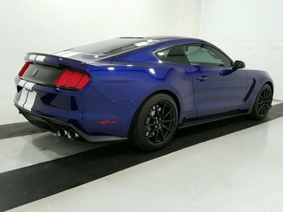 2016 Ford Mustang 2dr Fastback Shelby GT350 - Click to see full-size photo viewer