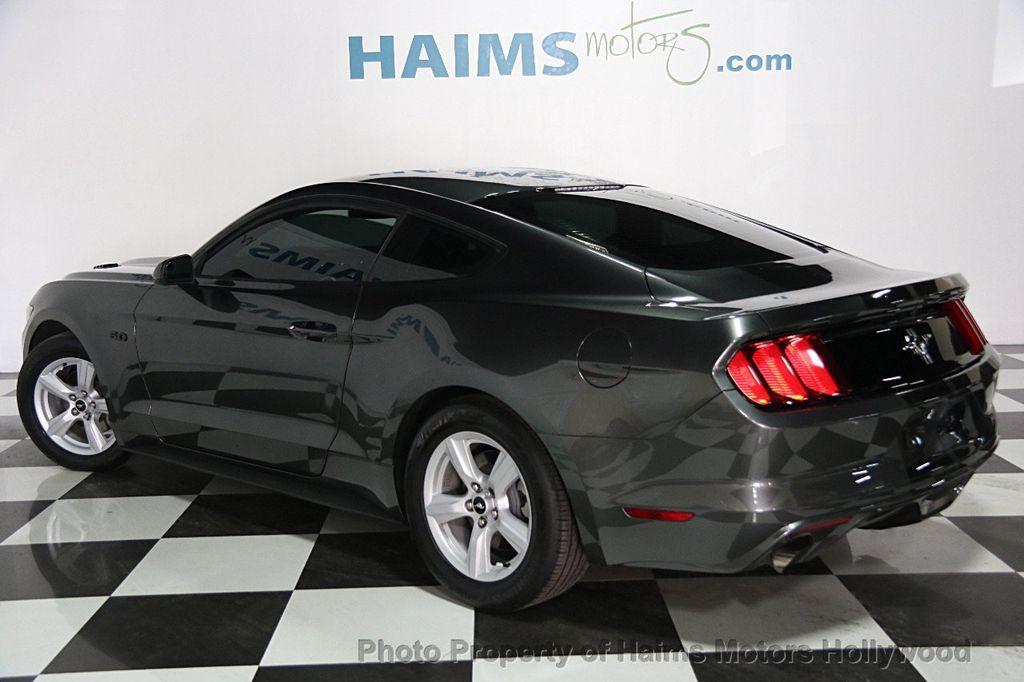 2016 Ford Mustang 2dr Fastback V6 15548132 3